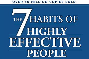 Cover of book 7 Habits of Highly Effective People
