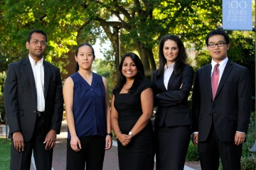 Johns Hopkins Siebel Scholars