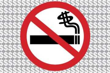 No smoking graphic