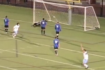 Watch Brandon Sumpio's game-winning goal