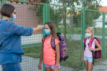 From The Hub: In-person schooling with inadequate mitigation measures raises household members' COVID-19 risk