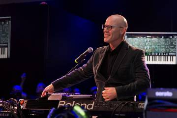 From The Hub: Musical pioneer Thomas Dolby talks performing, composing, and spending 35 years at the frontier of new music