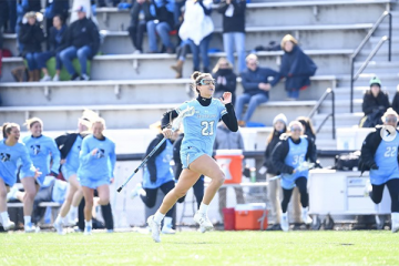 Hopkins women's lacrosse team