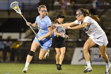 Hopkins women's lacrosse