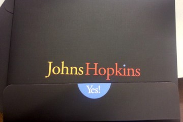 Nearly 3 500 students admitted from record applicant pool of more than    Ellen Kim Johns Hopkins