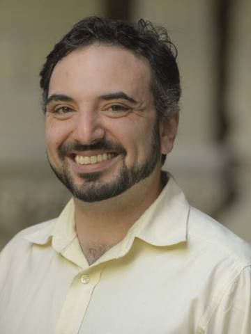 Gregory Falco is civil and systems engineering professor