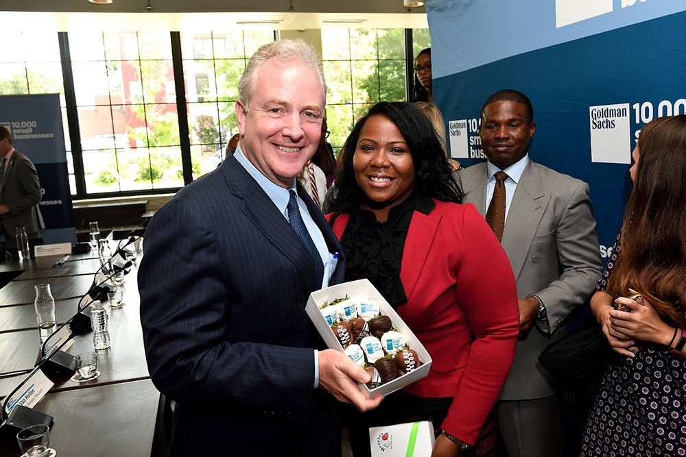 Local business owners graduate from Goldman Sachs '10,000 Small