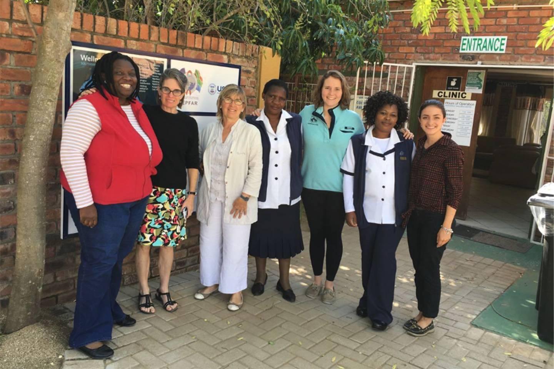 Hlokomela Clinic in South Africa