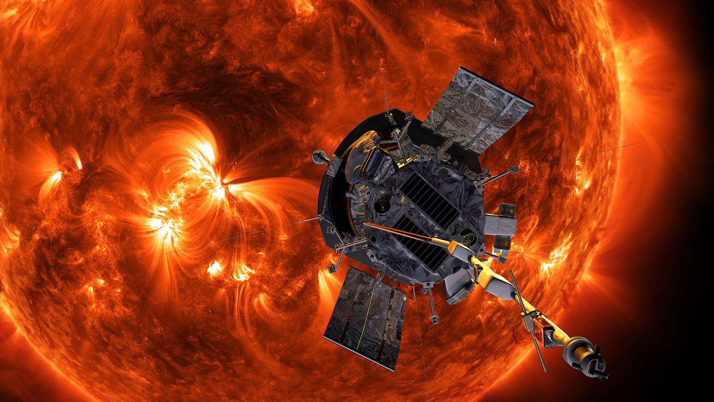 Can the Parker Solar Probe take the heat? | Hub