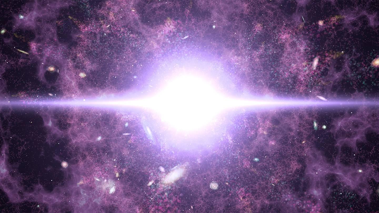 Still from Big Bang animation