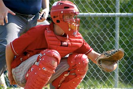 Most MLB catcher injuries aren't caused by home plate