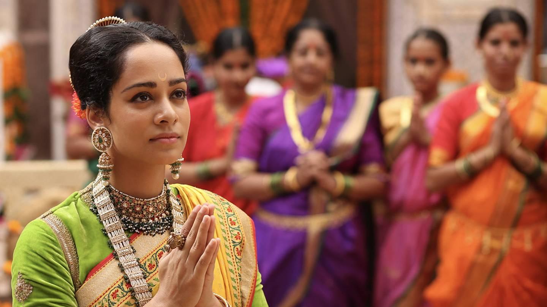 Devika Bhise as Lakshmibai