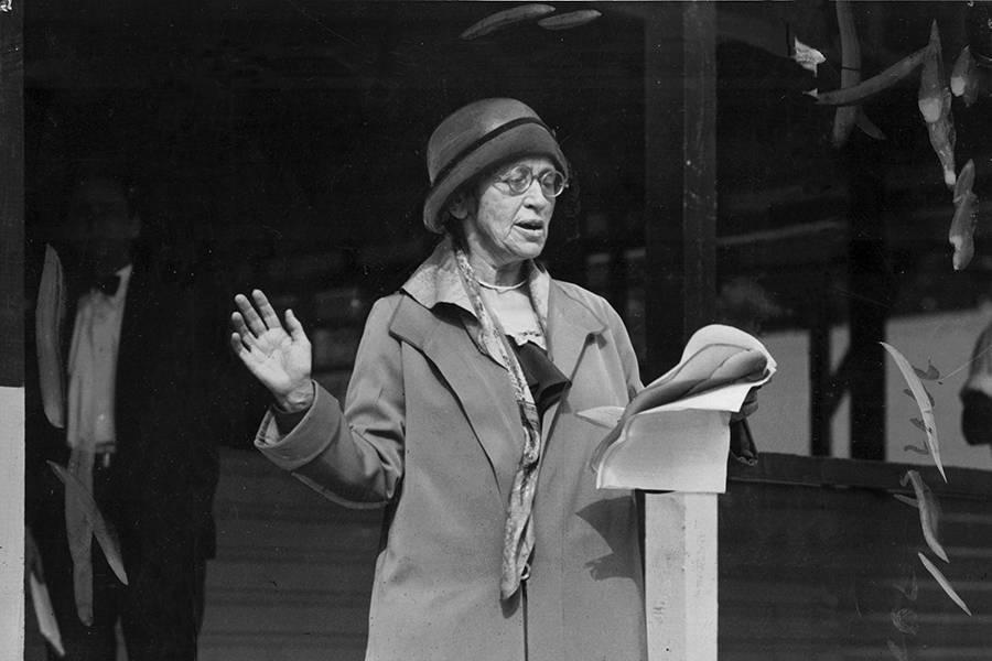 Elisabeth Gilman was a fierce advocate for social justice | Hub
