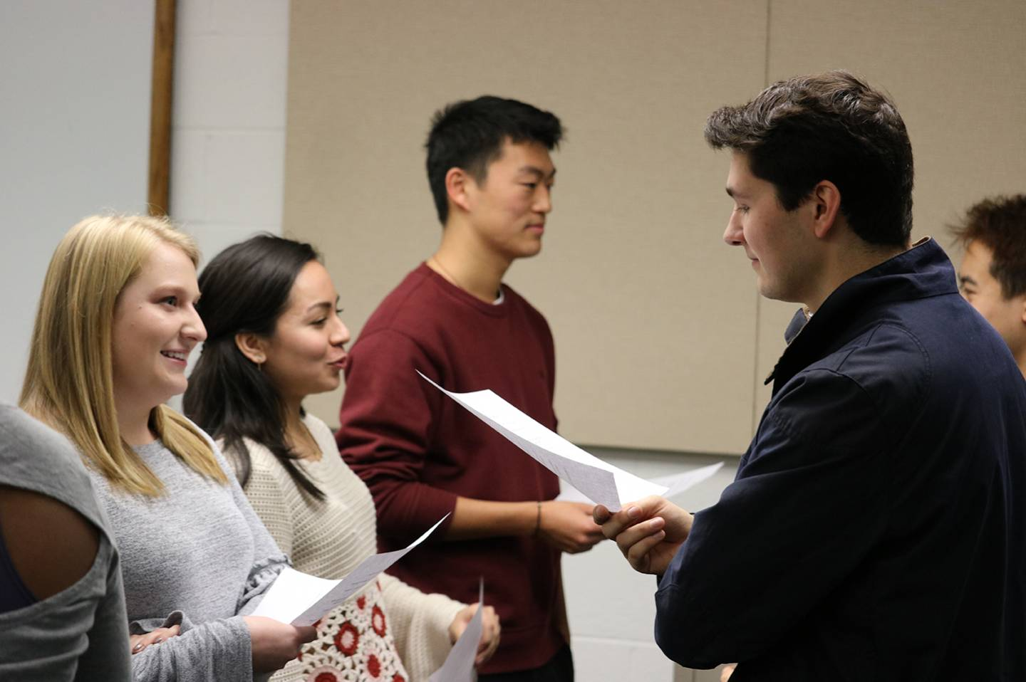 The Pursuit Of Happiness Hopkins Course Helps Students