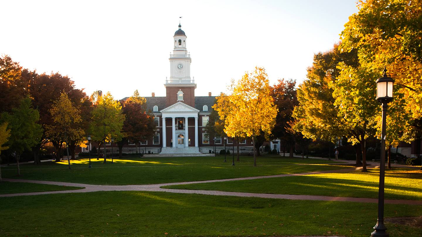 Johns Hopkins again among top 10 in annual 'U.S. News' rankings of best colleges | Hub