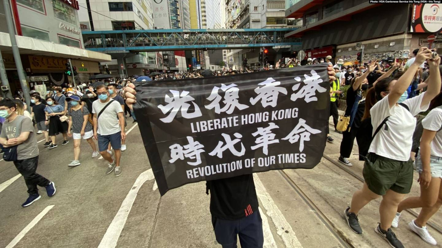 An end to Hong Kong as we know it?