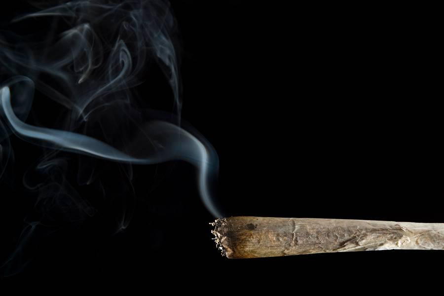 Secondhand marijuana smoke can cause range of detectable