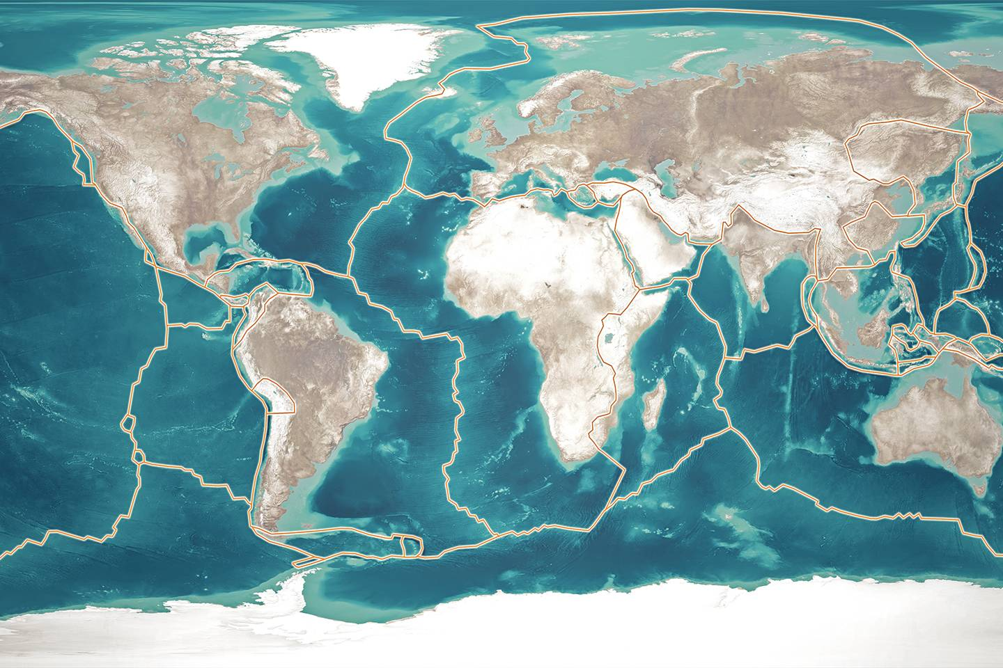 Researchers uncover 2.5 billion years of Earth's continents ...