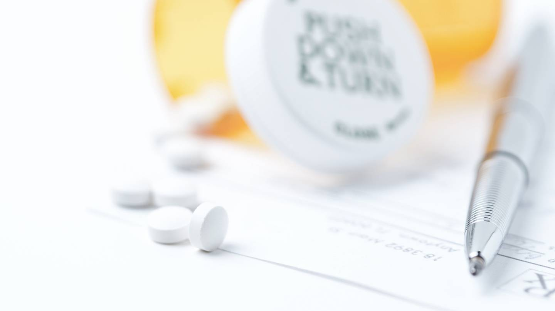 Prescription opioid