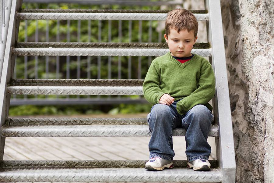 Half Of All Kids Are Traumatized >> Study Nearly Half Of U S Kids Exposed To Traumatic Social Or