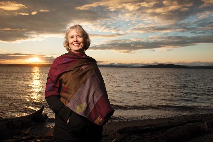 Doctor of public health Maryann Mercer