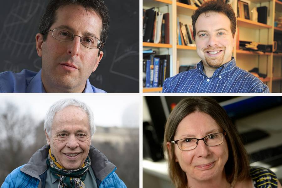 Inaugural American Astronomical Society Fellows
