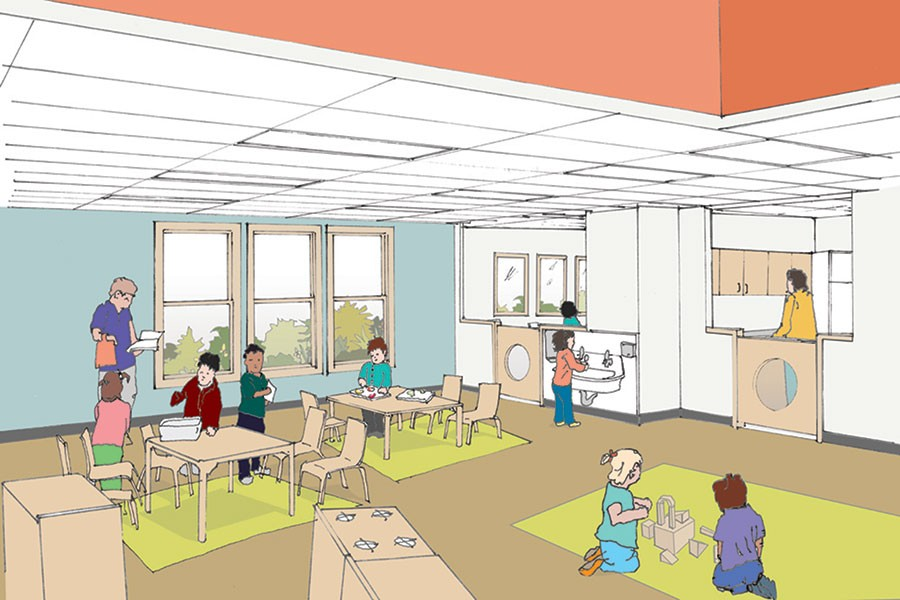 Early Learning Center To Open On Johns Hopkins Homewood