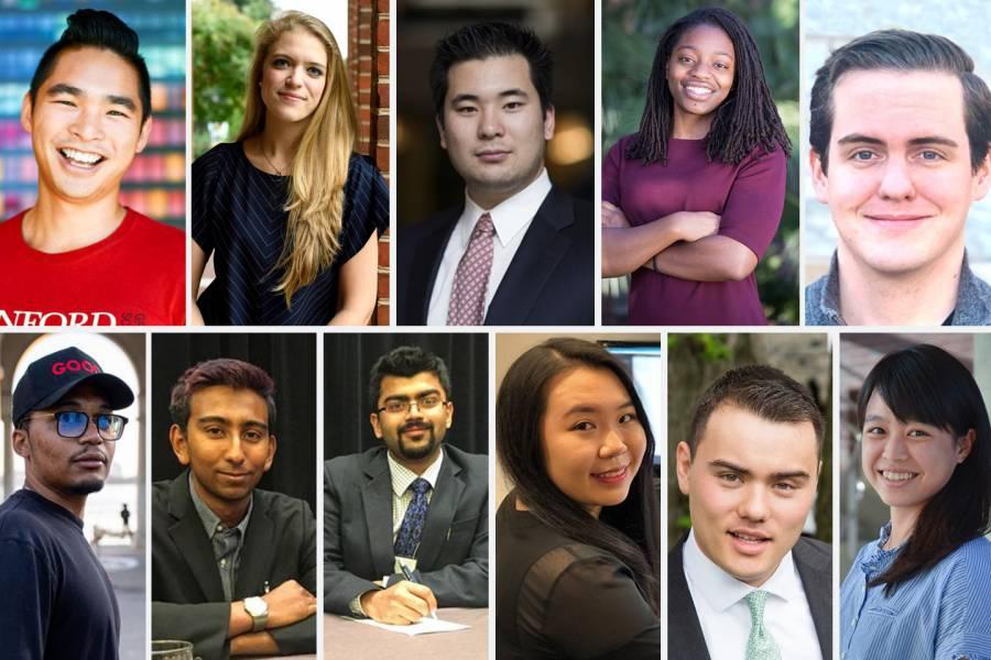 Forbes 30 Under 30 winners