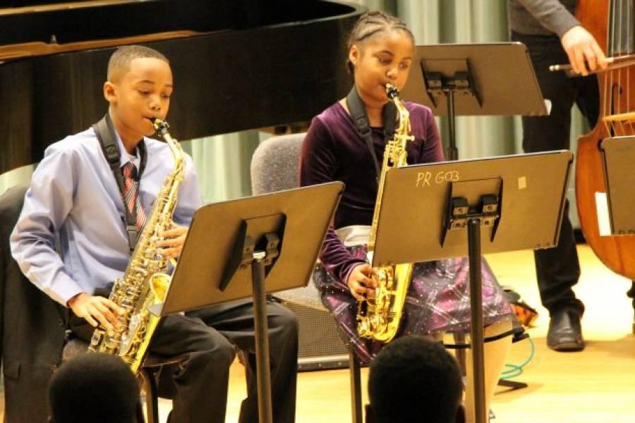 Prep Jazz Ensemble