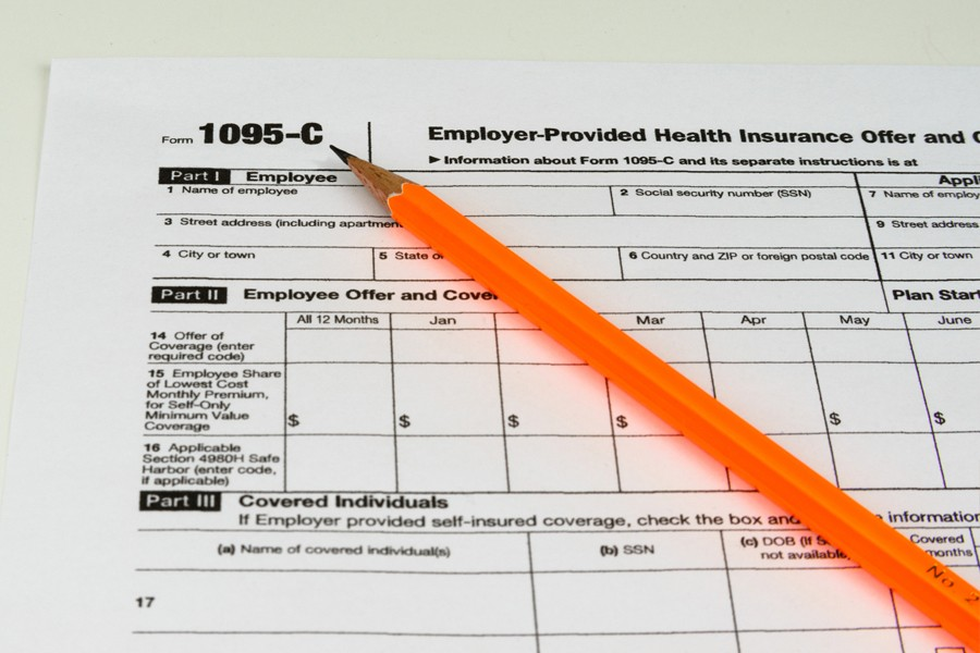 Irs Form 1095 C To Be Distributed Hub
