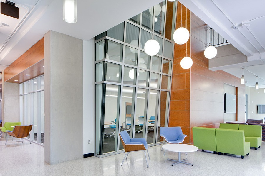 Johns hopkins engineering ushers in new era with opening for Interior design years of college