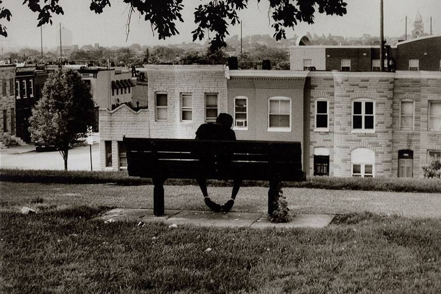 Patterson Park by John Clark Mayden