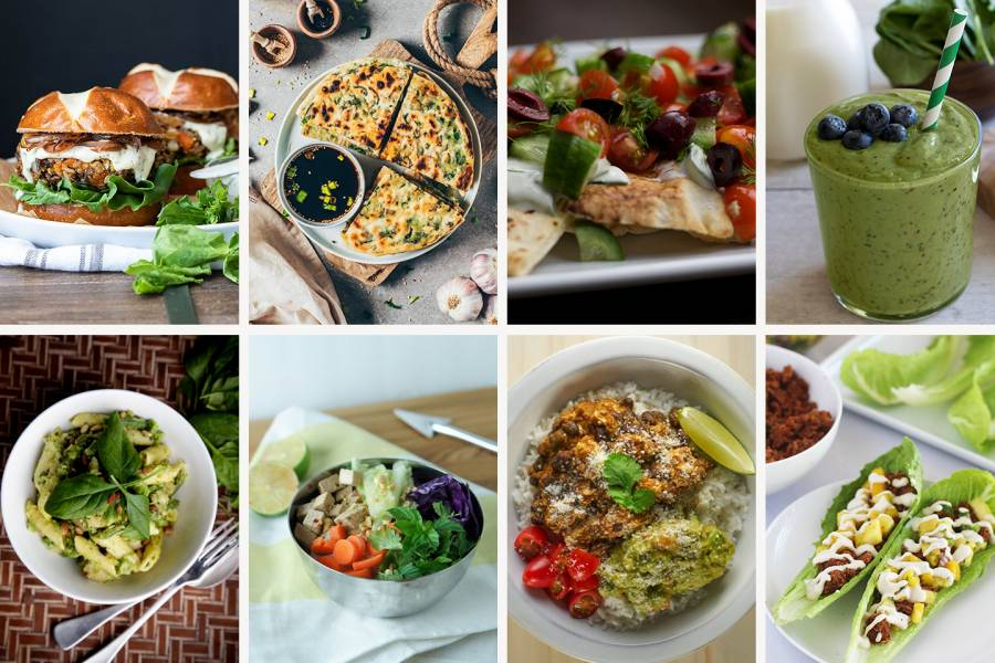 Meatless Madness recipes