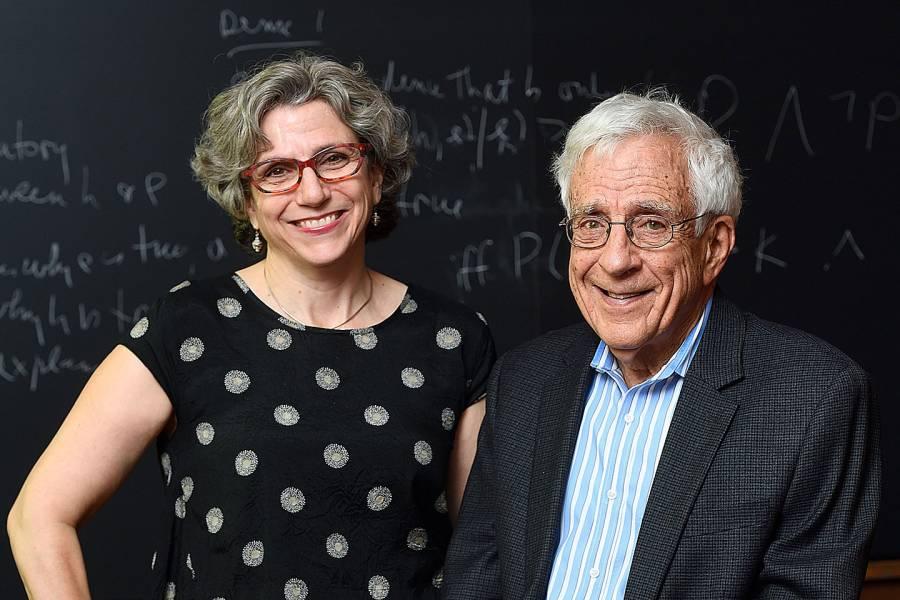 Sharon Achinstein and Peter Achinstein