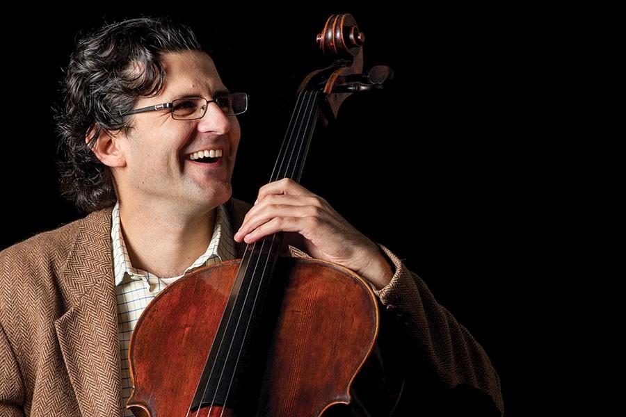 Two men, one cello, a century apart | Hub