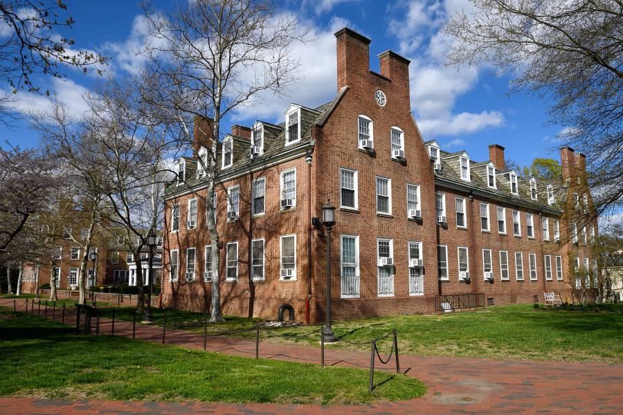 Alumni Memorial Residences building II at Johns Hopkins University