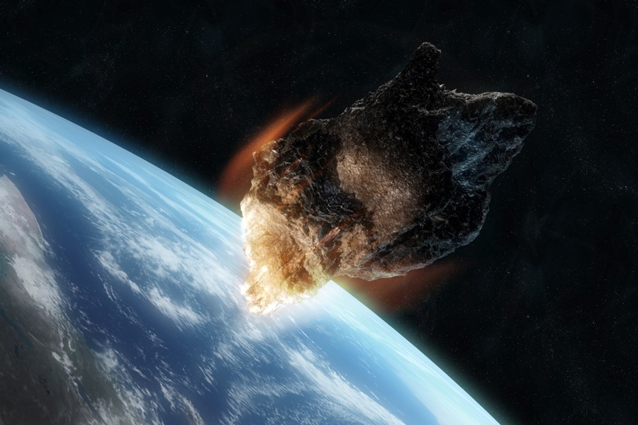 new asteroid to hit earth - photo #13