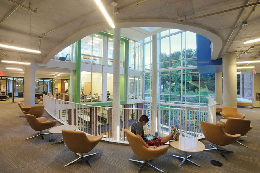 Brody Learning Commons - Sheridan Libraries