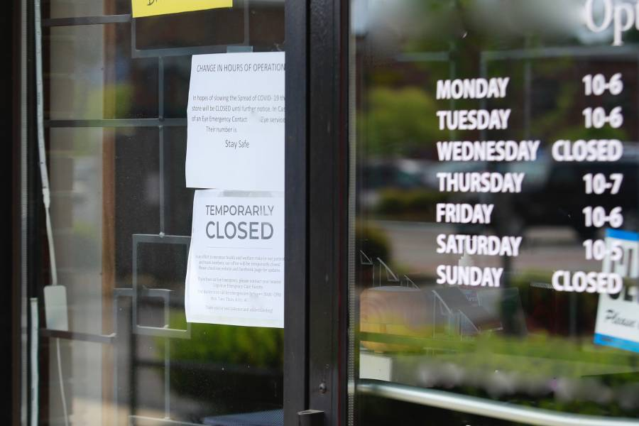 Business temporarily closed