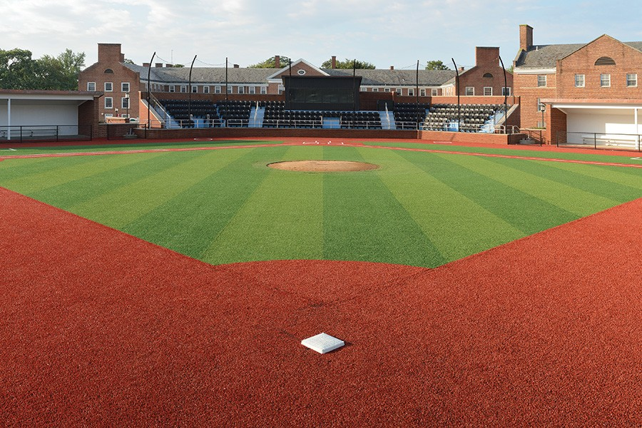 The grand opening of Babb Field at Stromberg Stadium will be held on September 20.