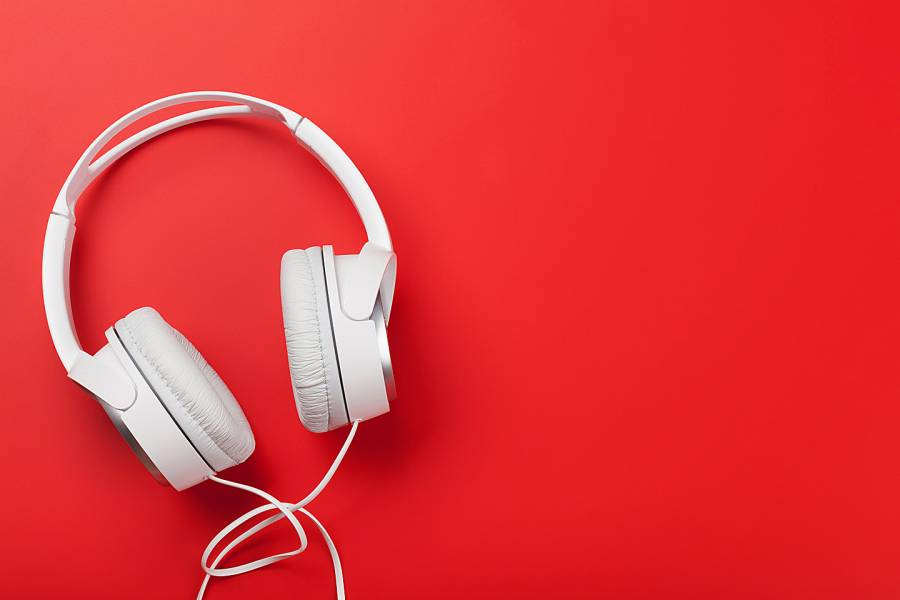 Headphones to be used for remote learning
