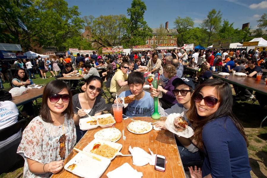 Spring Fair 2012