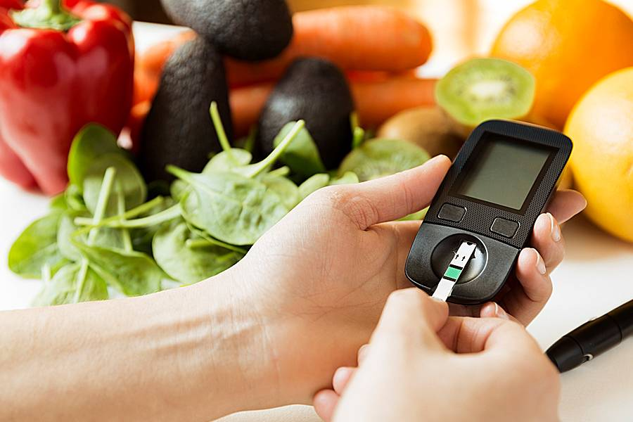 Diabetes measuring tool