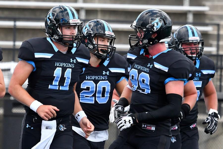 buy online 65a8d 8cd6f Football: Defense dominates as Johns Hopkins blanks ...