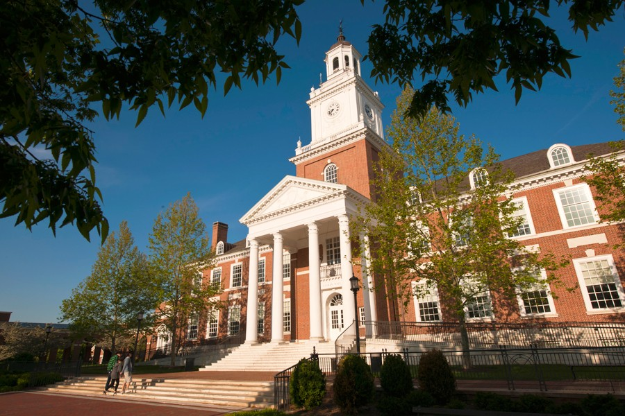 Johns Hopkins moves up to 12th in U.S. News rankings of best ...