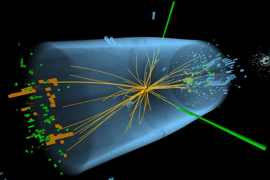Higgs particle tests