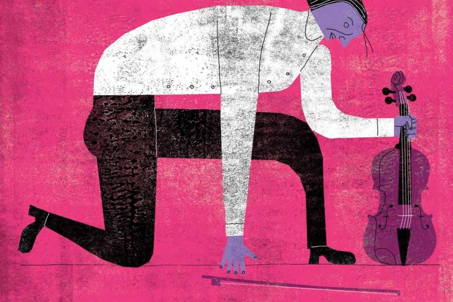 Hopkins Symphony Orchestra illustration