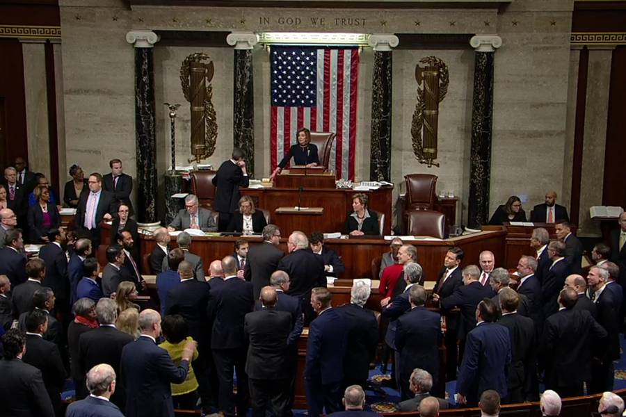 Photo of House of Representatives