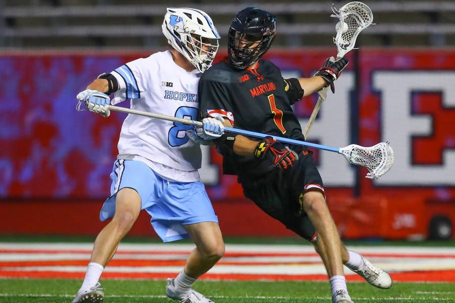 Hopkins vs. Maryland lacrosse