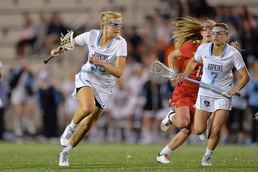 Johns Hopkins women's lacrosse team to join Big Ten ...
